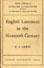 English Literature in the Sixteenth Century.